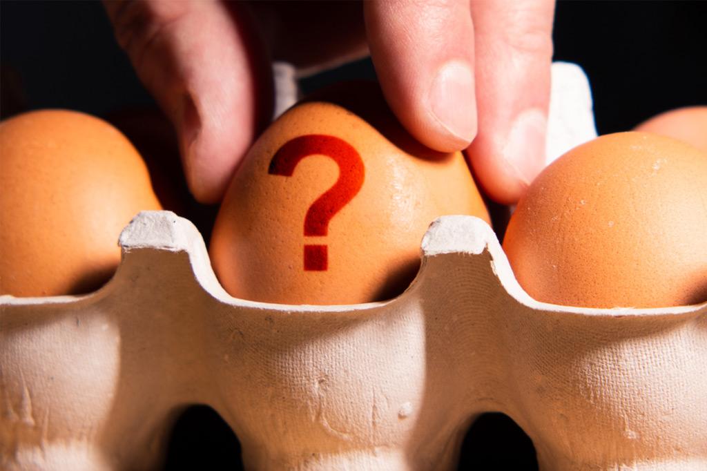 Những điều không phải ai cũng biết về trứng gà sạch