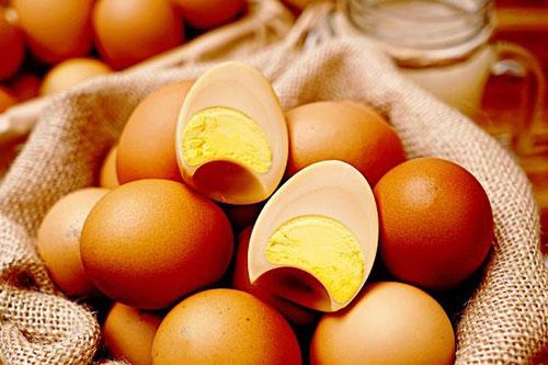 Trứng gà nướng công nghệ Hàn Quốc - món ăn vì sức khỏe cộng đồng